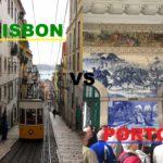 ポルトガルで部屋探し(2)リスボンvsポルト 住みやすい町は?【ワーホリ・留学】