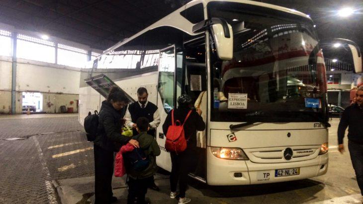 リスボン~ポルト間のバス移動。予約方法・乗り方を徹底解説!