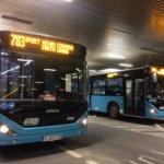 ブカレスト空港~市内の移動はバスが安くて便利!乗り方を解説します。