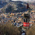 【ルーマニア】完璧な中世の街並みが残るブラショフ。-15℃の雪景色の中を徹底観光!