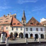 ドイツの香り高いルーマニアの古都シビウ。観光スポットを短時間で上手に周る!