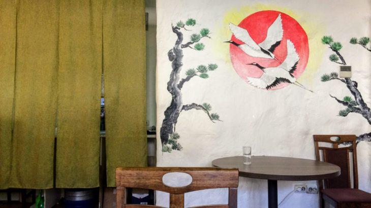 【世界のジャパレスから.2】モルドバ・キシナウで出会った、最強の日本食レストラン。
