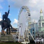 キエフのおしゃれな学生街、ポディール地区を散策!観光名所とまわり方のコツ。