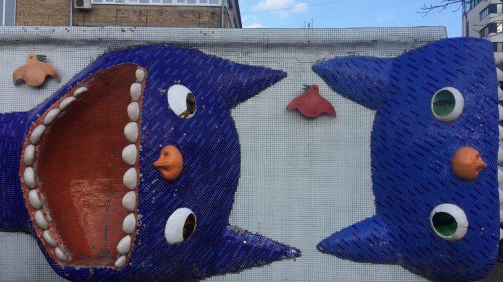 猫好き必見?ウクライナ・キエフの「化け猫公園」が理解を越えている件。
