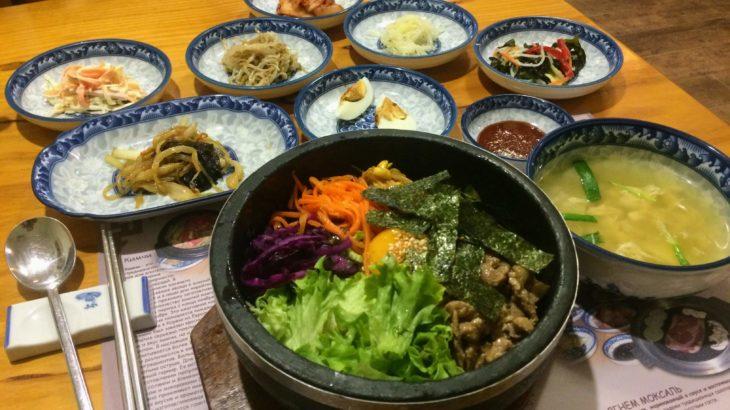 キエフで出会った、コスパ・質ともに神すぎる韓国料理!【世界のジャパレスから。番外編】
