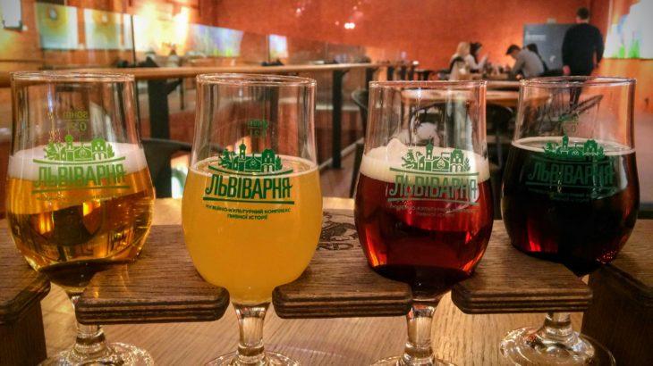 ビールの発祥ってどこか知ってる?リヴィウのビール博物館が超楽しい件。
