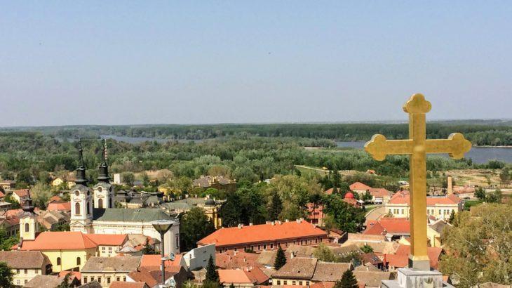 【セルビア】青きドナウ川と赤い屋根の町、スレムスキ・カルロフチへのデイトリップがいい感じ。
