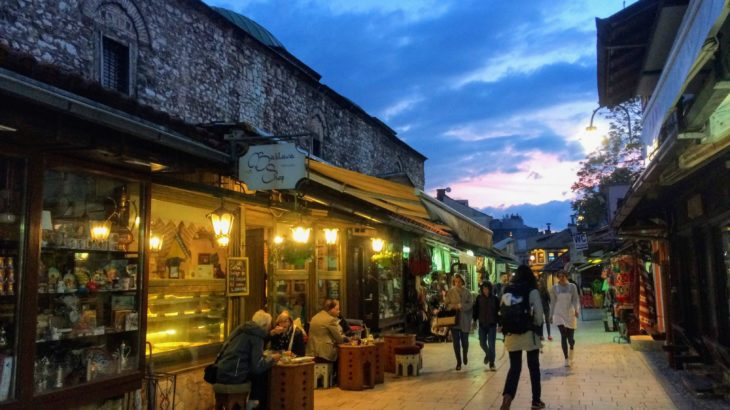 【ボスニア】サラエボで絶対にするべき10のこと。【観光スポット・ホステル情報】