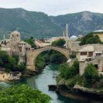 モスタル観光は日帰りじゃなく宿泊すべき!橋を望む絶景スポットを教えます。【モデルプラン、アクセス、おすすめ宿情報も】
