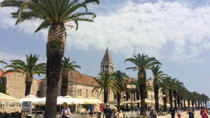 中世そのもの!白亜の世界遺産の町・トロギール日帰り観光のすすめとアクセス。