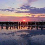 世界一の夕日の町・クロアチアのザダルは超ロマンチック!1日観光モデルプラン。【市内交通・ホステル情報も】
