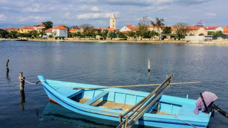 【クロアチア】ザダルから日帰りで行く潮騒のビーチエリア、ニンが美しい!