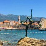 モンテネグロのアドリア海ビーチリゾート。ブドヴァの観光スポットとアクセス情報。