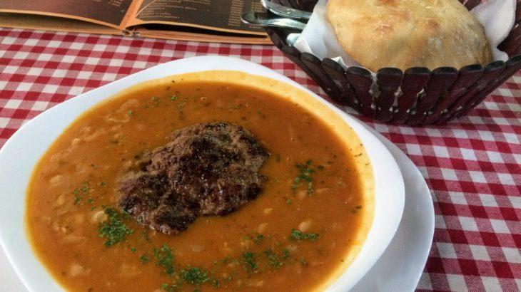 ポドゴリツァでモンテネグロ料理を!バスステーション近くの超おすすめレストラン
