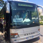 複雑すぎるアルバニアのバス利用方法&ティラナのバスステーション攻略法