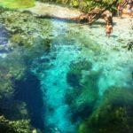 アルバニアのブルーアイはがっかり観光地?サランダ・ジロカストラ間の移動途中に観光するポイントとアクセスを完全解説。