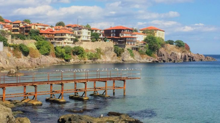 ブルガスからの日帰り旅!黒海沿いの可愛らしい町・ソゾポル観光