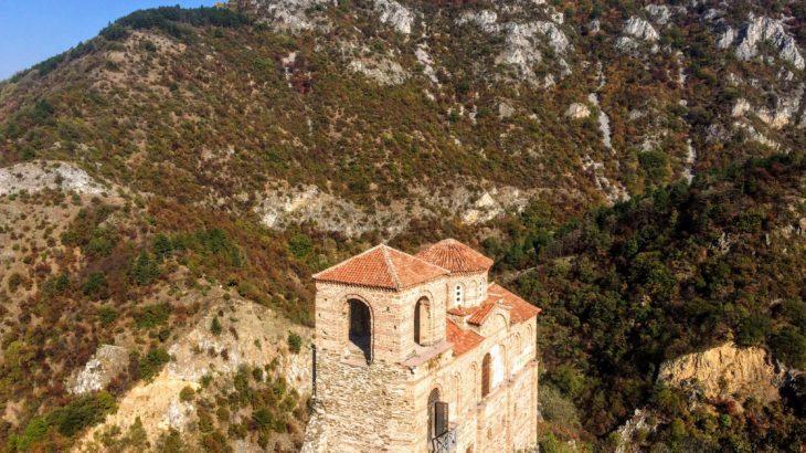 【ブルガリア】超穴場の観光スポット!アセン要塞の絶景が美しい。