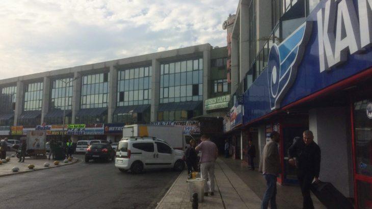イスタンブール・オトガル(バスターミナル)から市内への移動を解説