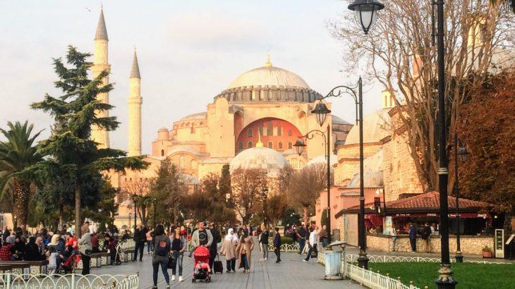 【イスタンブール】スルタンアフメット地区の定番~穴場観光スポット【必要な時間・まわり方・宿泊エリア】