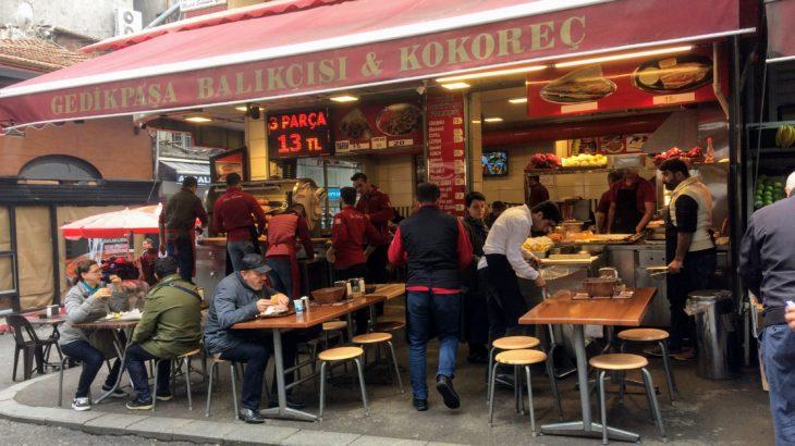 イスタンブールの地元の味を格安で!クンカプ地区のおすすめ食堂4選。