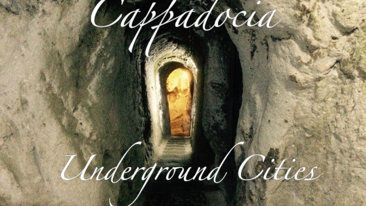 カッパドキアの地下都市のおすすめは?カイマクルとデリンクユの見どころと行き方解説。